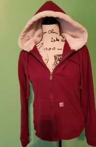 Carhartt for Women Hooded Jacket size Medium 8-10